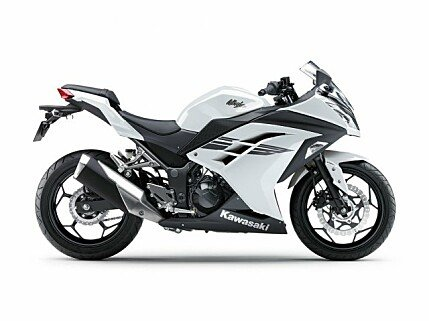 2017 Kawasaki Ninja 300 ABS for sale 200416793