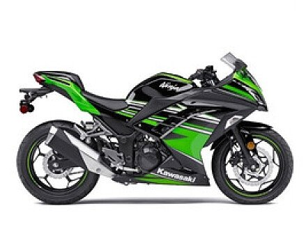 2017 Kawasaki Ninja 300 for sale 200419966