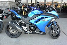 2017 Kawasaki Ninja 300 for sale 200523890
