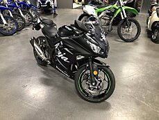 2017 Kawasaki Ninja 300 for sale 200534271