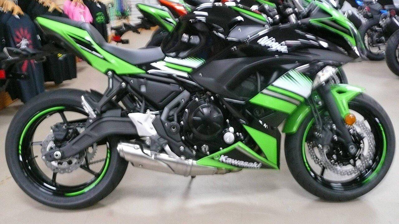 2017 Kawasaki Ninja 650 ABS for sale near Unionville, Virginia 22567