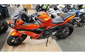 2017 Kawasaki Ninja 650 for sale 200495375