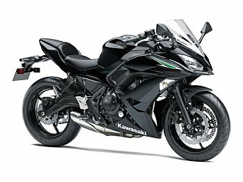 2017 Kawasaki Ninja 650 ABS for sale 200496086