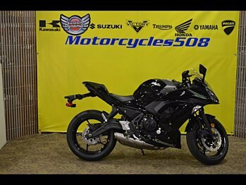 2017 Kawasaki Ninja 650 for sale 200514848