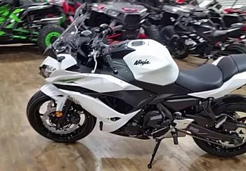 2017 Kawasaki Ninja 650 for sale 200526677
