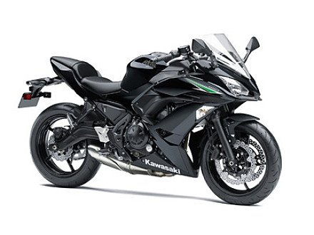 2017 Kawasaki Ninja 650 for sale 200420147
