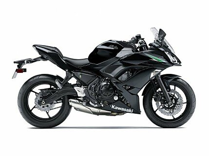 2017 Kawasaki Ninja 650 for sale 200421450