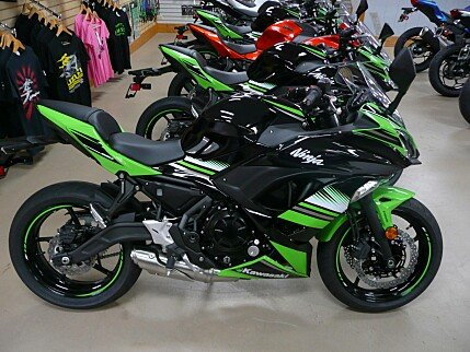 2017 Kawasaki Ninja 650 ABS for sale 200448296