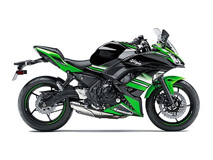 2017 Kawasaki Ninja 650 ABS for sale 200448404