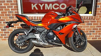 2017 Kawasaki Ninja 650 for sale 200489933