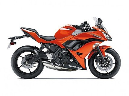 2017 Kawasaki Ninja 650 for sale 200490231