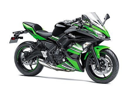 2017 Kawasaki Ninja 650 ABS for sale 200547147