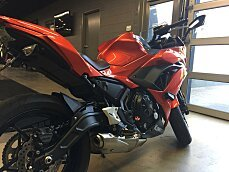 2017 Kawasaki Ninja 650 for sale 200600290