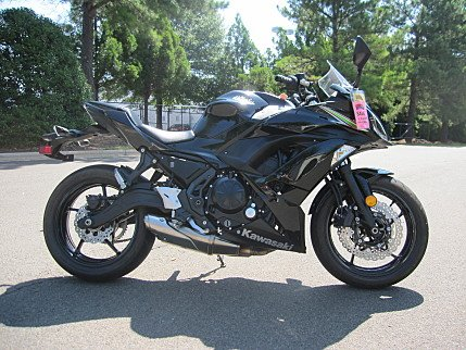 2017 Kawasaki Ninja 650 for sale 200602588