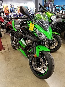 2017 Kawasaki Ninja 650 for sale 200614442