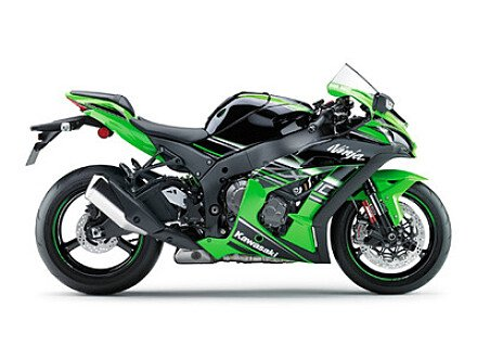 2017 Kawasaki Ninja ZX-10R for sale 200447371