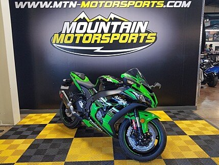 2017 Kawasaki Ninja ZX-10R for sale 200537542