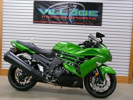 2017 Kawasaki Ninja ZX-14R for sale 200468241