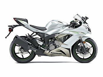 2017 Kawasaki Ninja ZX-6R for sale 200421451