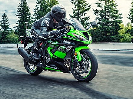 2017 Kawasaki Ninja ZX-6R for sale 200543980