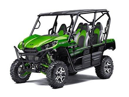 2017 Kawasaki Teryx4 for sale 200470074