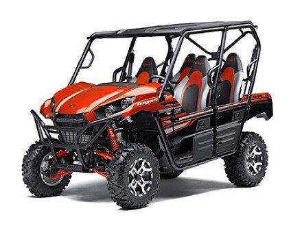 2017 Kawasaki Teryx4 for sale 200470320