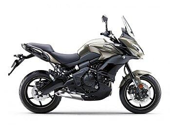 2017 Kawasaki Versys 650 ABS for sale 200421940