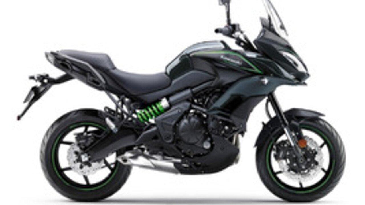 2017 Kawasaki Versys 650 ABS for sale 200438438