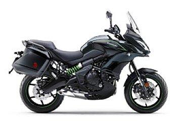 2017 Kawasaki Versys 650 ABS for sale 200438474