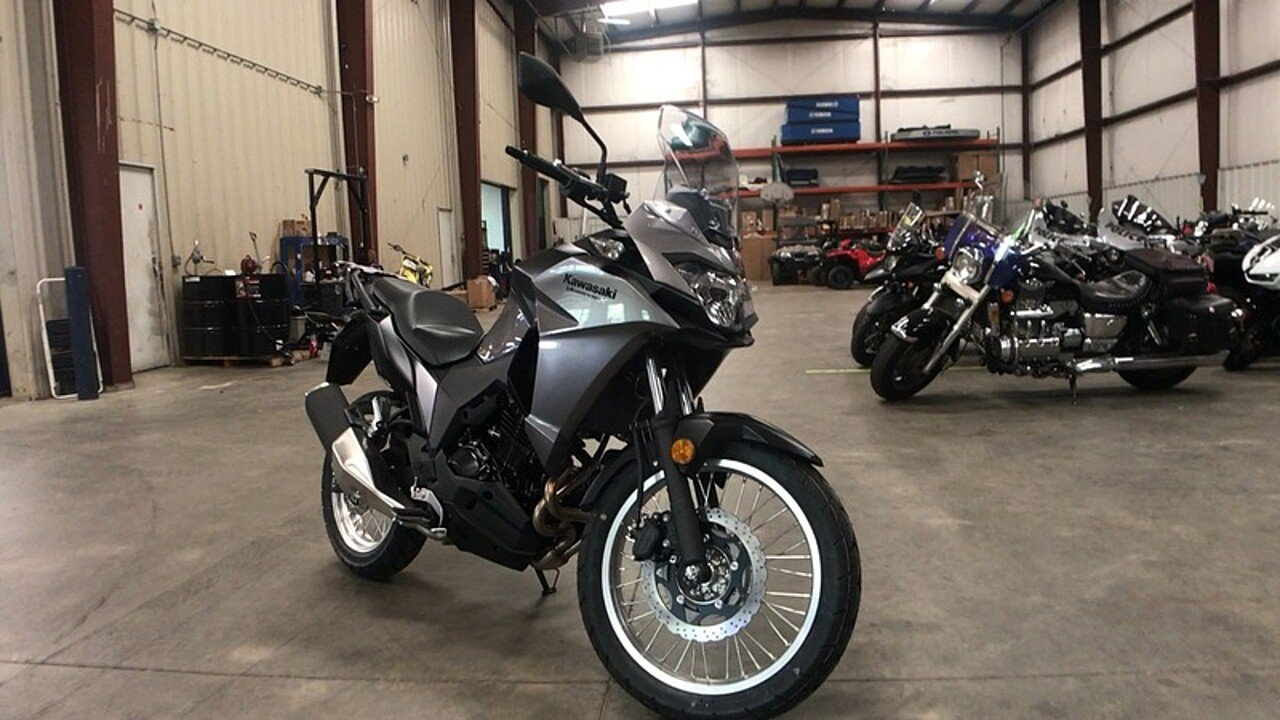 2017 Kawasaki Versys X-300 for sale 200439230