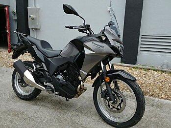 2017 Kawasaki Versys 300 X ABS for sale 200440455