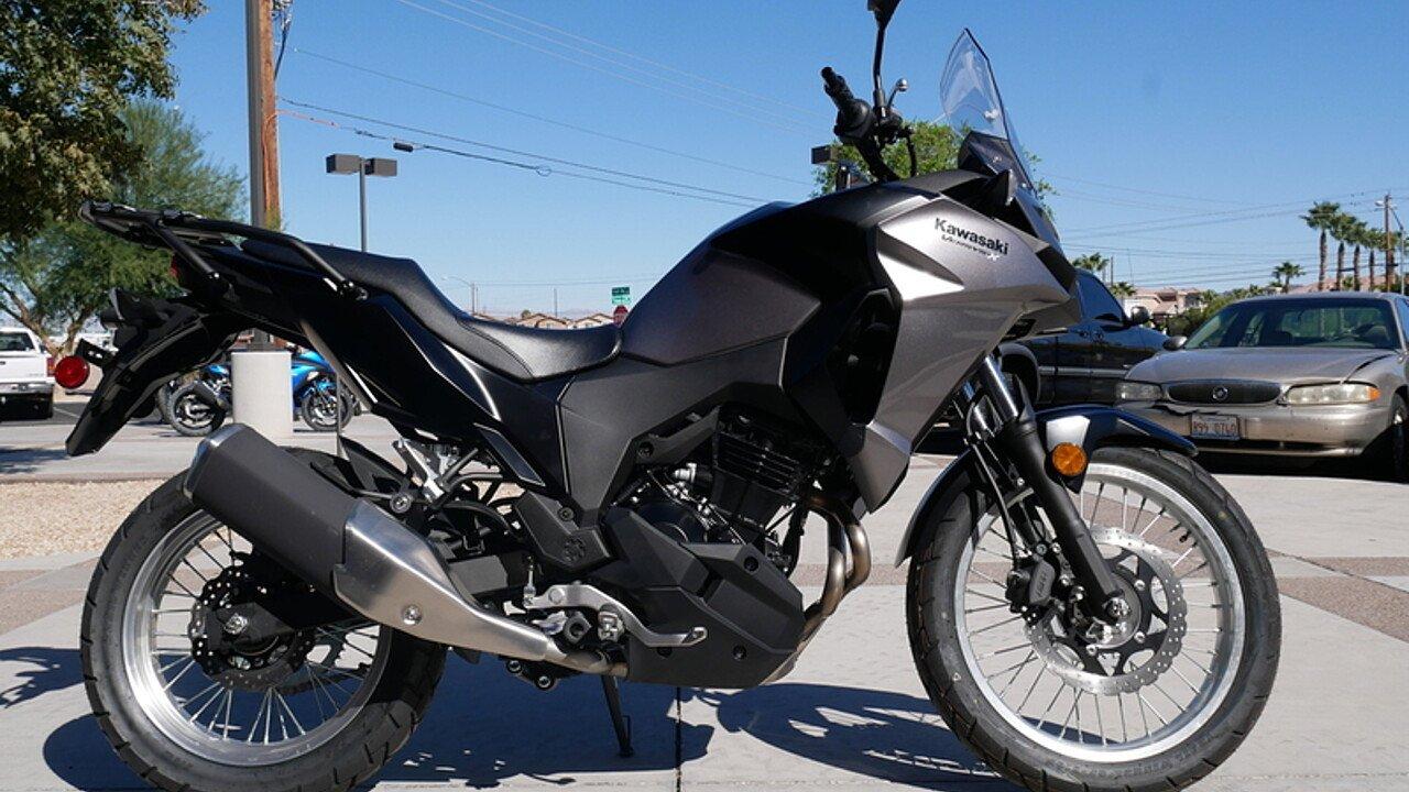 2017 Kawasaki Versys X-300 for sale 200440879