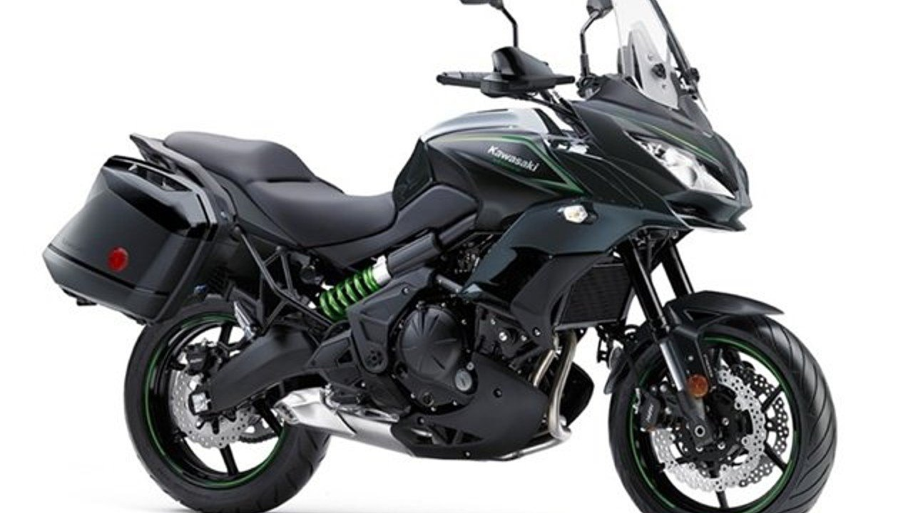 2017 Kawasaki Versys for sale 200496091