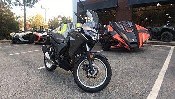 2017 Kawasaki Versys 300 X ABS for sale 200509377