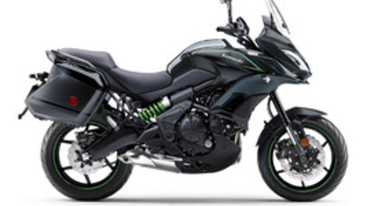 2017 Kawasaki Versys 650 ABS for sale 200554979