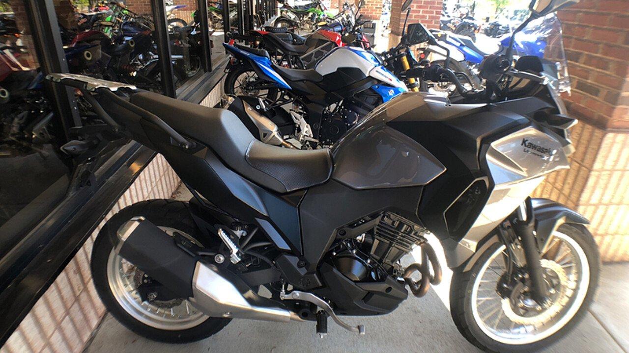 2017 Kawasaki Versys X-300 for sale 200555295