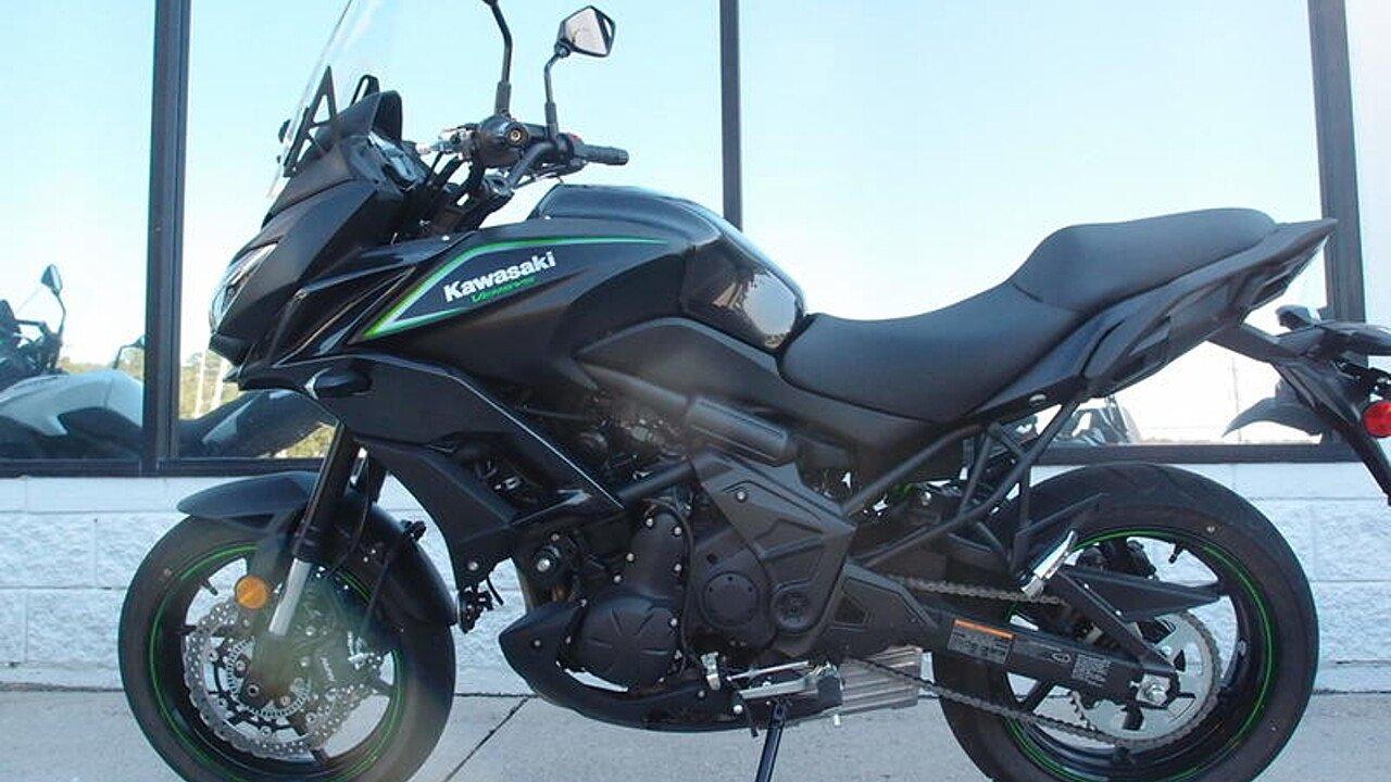 2017 Kawasaki Versys 650 ABS for sale 200619713