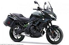 2017 Kawasaki Versys for sale 200489905