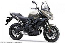 2017 Kawasaki Versys 650 ABS for sale 200501410