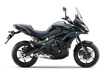 2017 Kawasaki Versys for sale 200561129