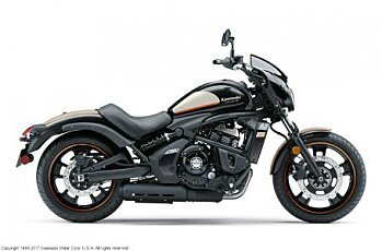 2017 Kawasaki Vulcan 650 ABS for sale 200465218