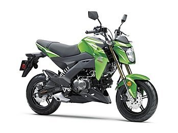 2017 Kawasaki Z125 Pro for sale 200496087