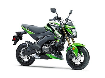 2017 kawasaki z125 pro motorcycles for sale - motorcycles on