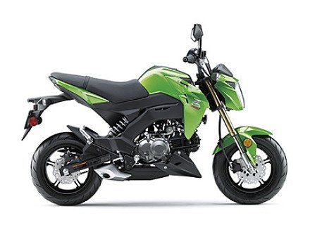 2017 Kawasaki Z125 Pro for sale 200432301