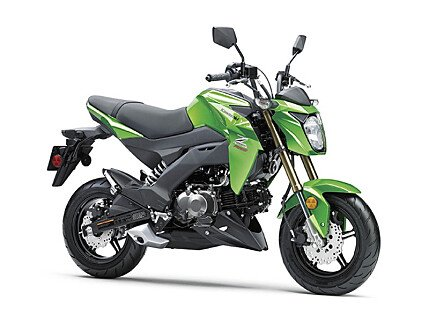 2017 Kawasaki Z125 Pro for sale 200445323