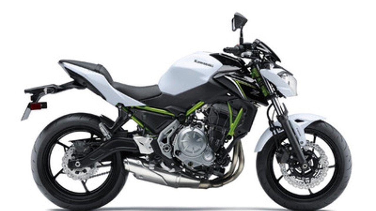 2017 Kawasaki Z650 ABS for sale 200412078