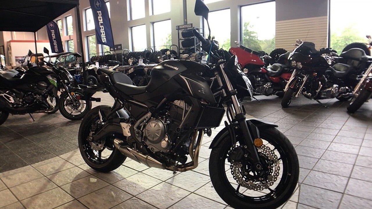 2017 Kawasaki Z650 for sale 200423009