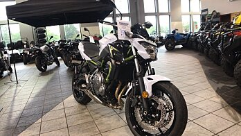 2017 Kawasaki Z650 ABS for sale 200423663
