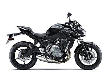 2017 Kawasaki Z650 for sale 200433818