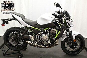 2017 Kawasaki Z650 ABS for sale 200433854